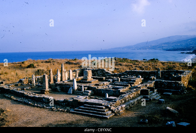 the origins and history of phoenicia in the east coast of the mediterranean sea The phoenicians who lived along this  he fleshes out phoenicia, giving accounts of its history  between the lebanon mountains and the mediterranean sea,.