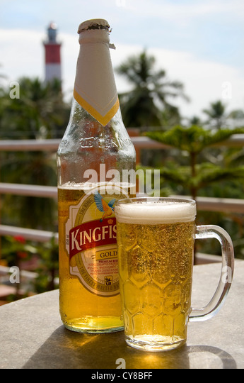 Kingfisher Premium Lager Beer  LCBO