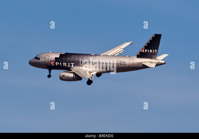 Fixed wing stock photos fixed wing stock images alamy for Spirit airlines new york