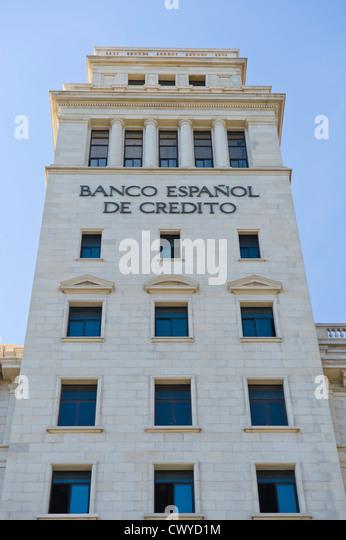 Banesto stock photos banesto stock images alamy for Banco banco exterior