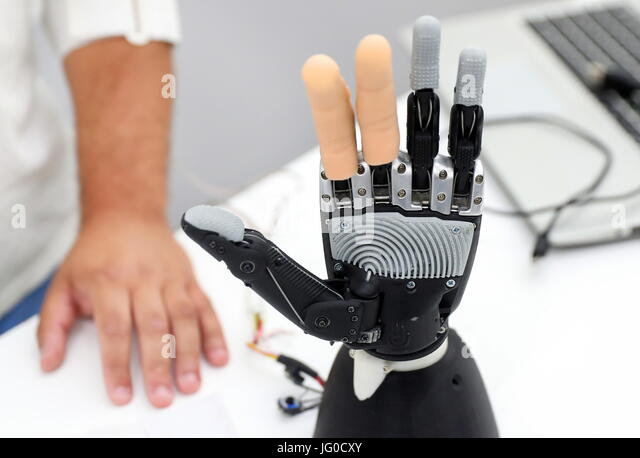 Bionic Hand Stock Photos Bionic Hand Stock Images Alamy