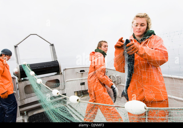 Drift gillnet stock photos drift gillnet stock images for Department of fish and game