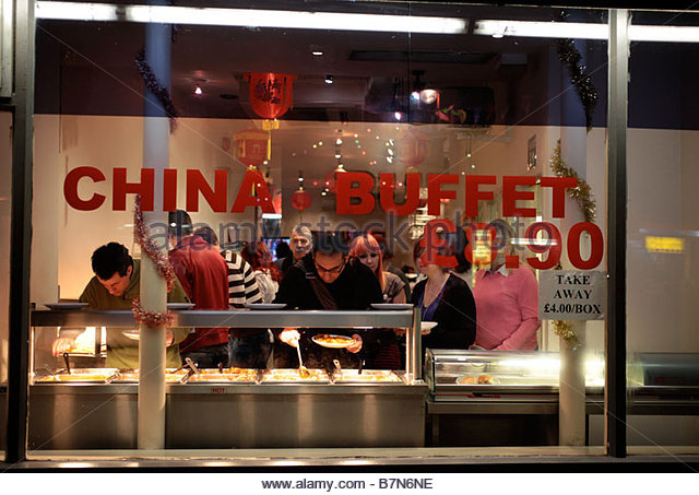 New China Cafe Buffet Prices
