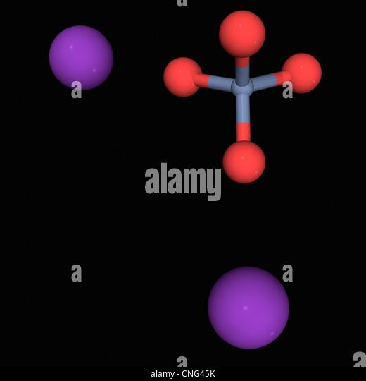Molecule Model Salt Stock Photos & Molecule Model Salt ...