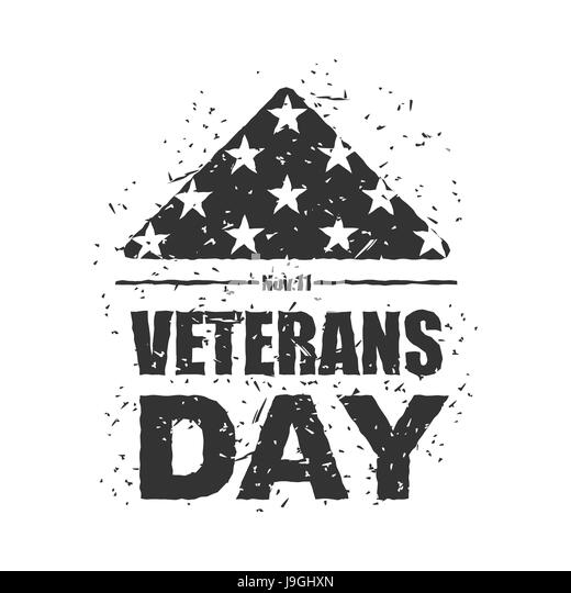 Veterans Day Poster Black And White Stock Photos Images Alamy