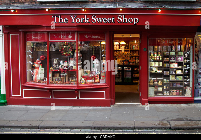 Old Fashioned Sweet Shop London Bridge
