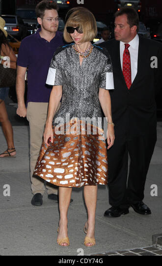 Anna Wintour 2011 Stock Photos & Anna Wintour 2011 Stock ...