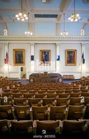 New England House Interior Stock Photos New England