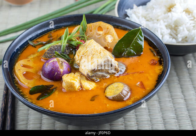 Thai eggplant stock photos thai eggplant stock images for Thai fish soup