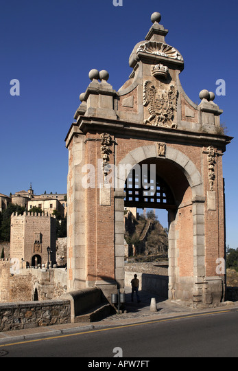 Toledo Gate Stock Photos & Toledo Gate Stock Images - Alamy