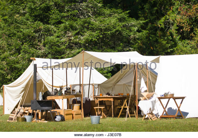 Canvas Tents Stock Photos Amp Canvas Tents Stock Images Alamy