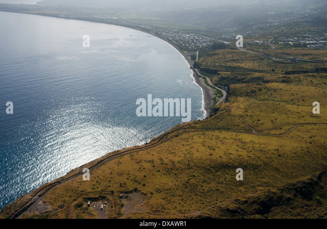 Reunion Island Aerial Stock Photos Amp Reunion Island Aerial Stock Images