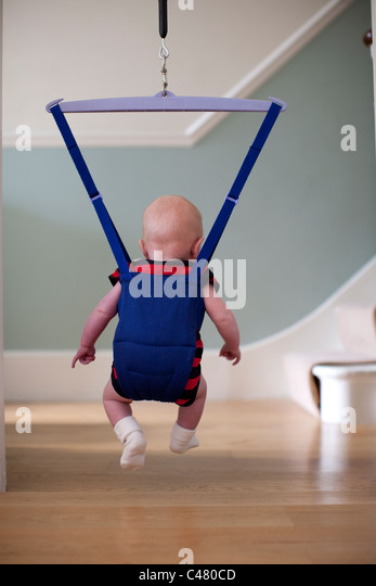 Baby door bouncer. PhotoJeff Gilbert - Stock Image & Baby Door Bouncer Stock Photos u0026 Baby Door Bouncer Stock Images ... pezcame.com