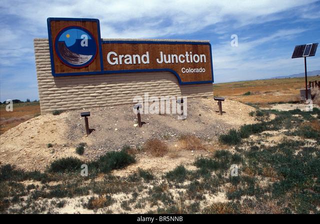 Grand Junction Colorado Stock Photos Grand Junction Colorado Stock Images Alamy