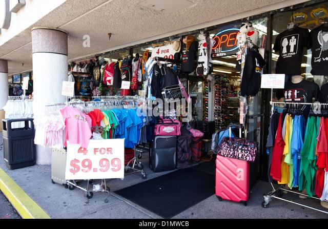 Tacky Souvenirs Souvenir Shop Stock Photos & Tacky Souvenirs ...