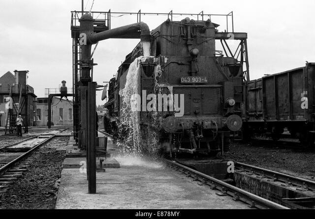 Steam Locomotives German Steam Locomotive Stock Photos