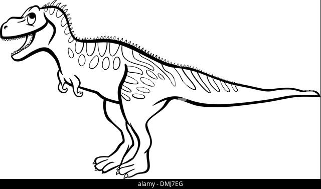 eoraptor coloring pages | Cretaceous Black and White Stock Photos & Images - Alamy