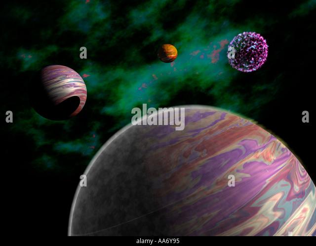 solar system alien concept - photo #35