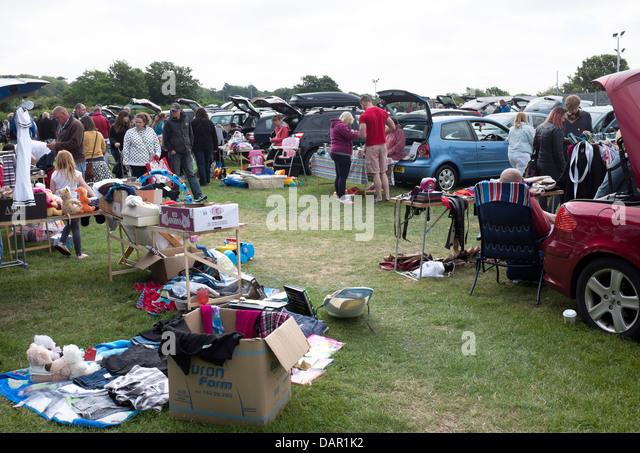 Dauntsey Car Boot Sale