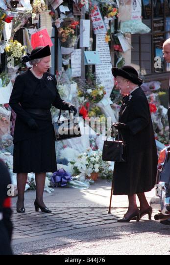 Princess Diana Funeral Stock Photos & Princess Diana ...