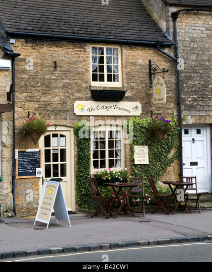 Mary S Tea Rooms Bourton On The Water