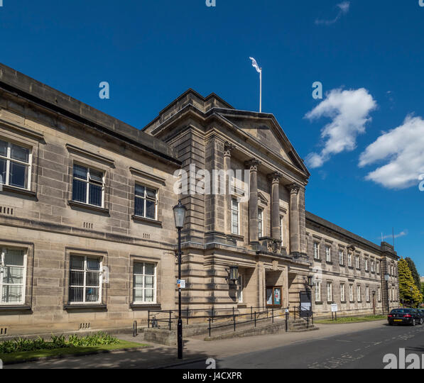 Property developers stock photos property developers stock images harrogate borough council offices at crescent gardens shortly before sale to property developers stock malvernweather Choice Image