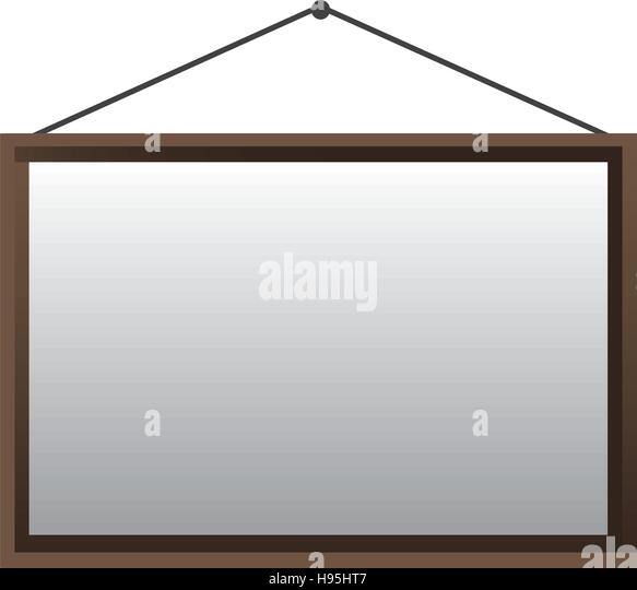 blank hanging sign - photo #38