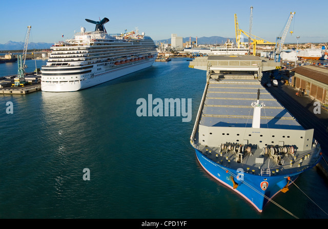 Cruise Port Stock Photos Amp Cruise Port Stock Images  Alamy