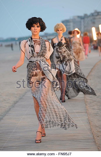 Fashion Show By Chanel Stock Photos Fashion Show By