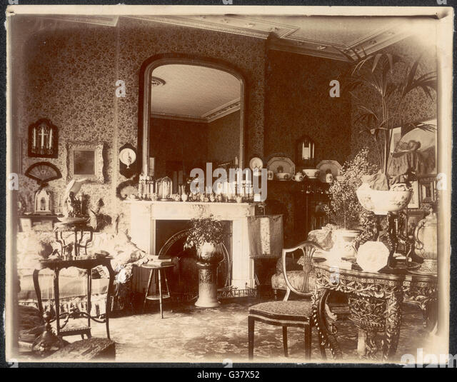 Old Victorian Room: Victorian Living Room Stock Photos & Victorian Living Room