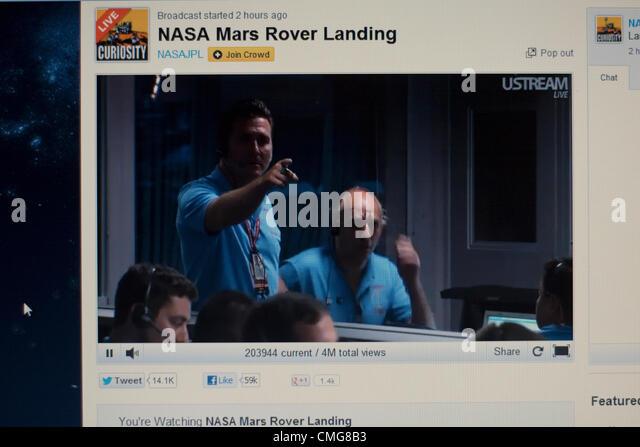 nasa mars rover live feed - photo #47