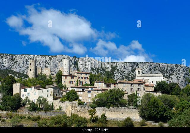 Ponteves stock photos ponteves stock images alamy - Les plus beau village du var ...