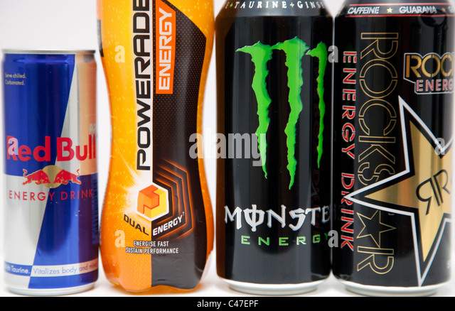 evaluation of some energy drinks Evaluating sugary drink nutrition  more than half of sugary drinks and energy  drinks market  market sugary drinks to children and adolescents than any.