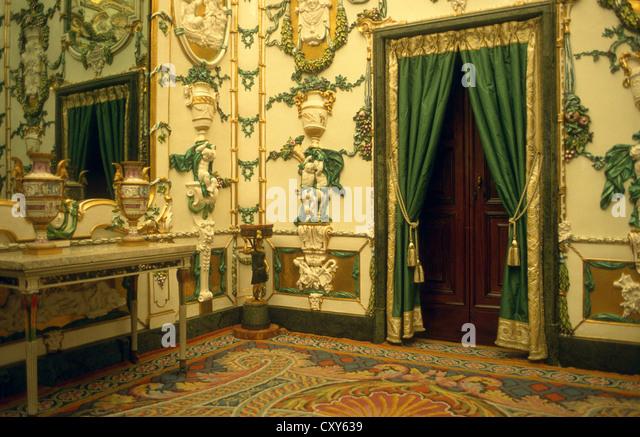 Royal Palace Madrid Interior Stock Photos & Royal Palace ...