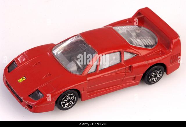 Toy Ferrari Stock Photos Toy Ferrari Stock Images Alamy