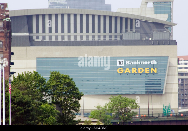 Td Garden Outside Stock Photos Td Garden Outside Stock Images