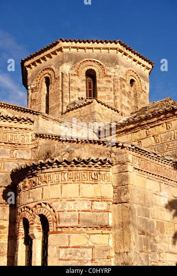 Byzantine Greek Orthodox Church Saints Stock Photos ...