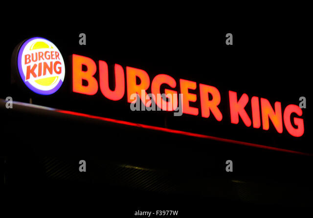 burger king stock photos burger king stock images alamy. Black Bedroom Furniture Sets. Home Design Ideas