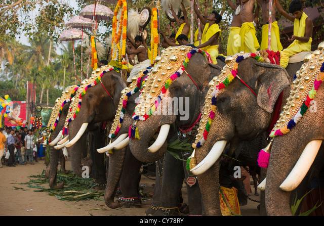 Kerala Golden Temple Stock Photos & Kerala Golden Temple ...