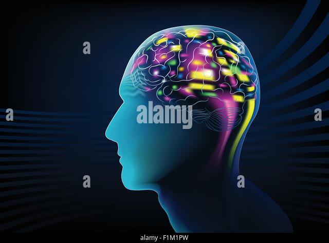 Electric Circuit Brain Stock Photos & Electric Circuit ...