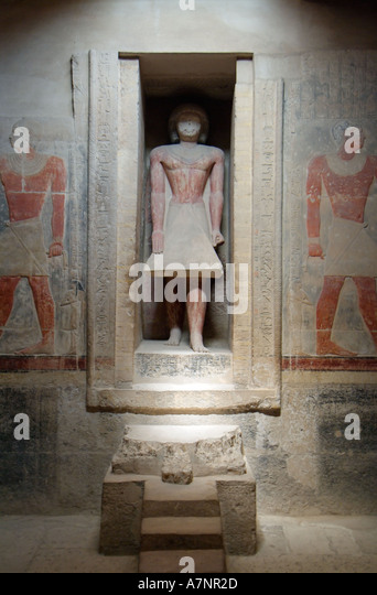 Egyptian tomb painting stock photos egyptian tomb for Ancient egyptian tomb decoration