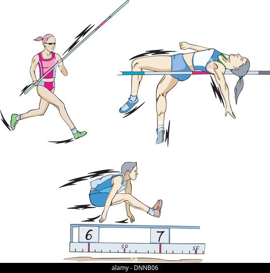 High Jump Drills How to Coach Beginners  ThoughtCo