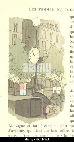 p 161 stock photos p 161 stock images alamy image taken from page 161 of la vie des boulevards dessins en