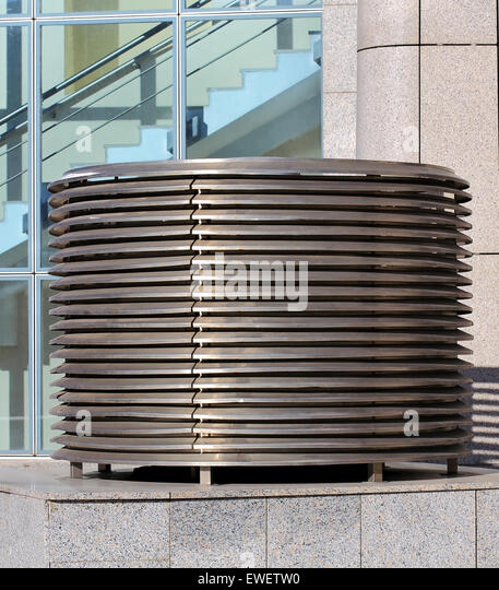 Industrial Building Ventiltors : Factory ventilation duct stock photos