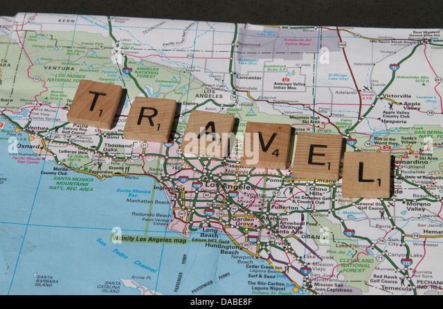 California Road Map Travel Photos and California Road Map – Travel Map Of California