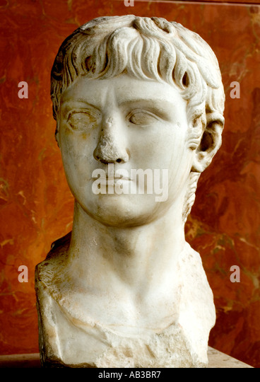 augustus and roman emperor caligula The tender respect of augustus for a free constitution which he had destroyed,   when the throne was vacant by the murder of caligula, the consuls convoked   the roman emperors, desirous to spare the legions that interval of suspense,.
