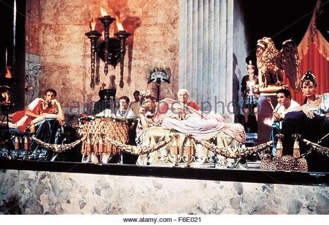 Quo vadis 1951 cast