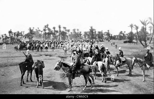 Essay french colonization morocco