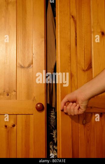 Opening The Closet