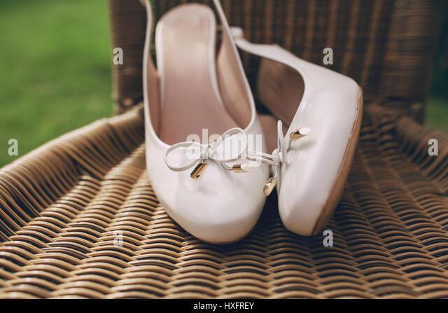 Beautiful Wedding Shoes Stock Photos Amp Beautiful Wedding Shoes Stock Images